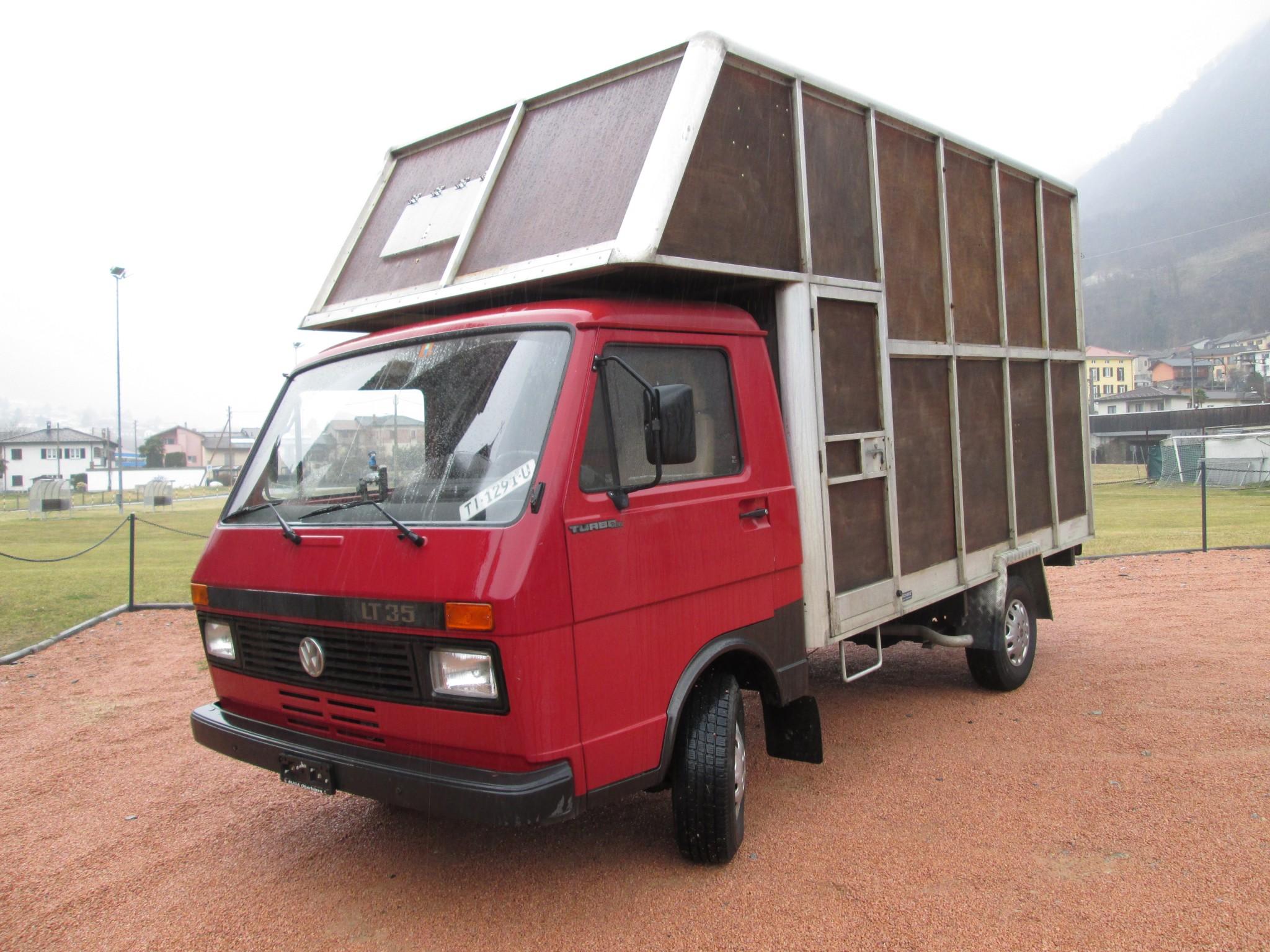 bus VW LT 35 pferde transporter+servolenkung