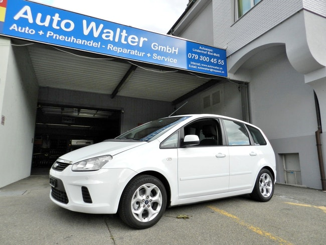 van Ford C-Max 1.8 16V Carving