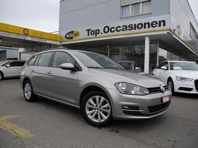 estate VW Golf Variant 2.0 TDI Comfortline DSG