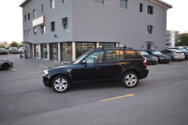 suv BMW X3 xDrive 20d (2.0d)