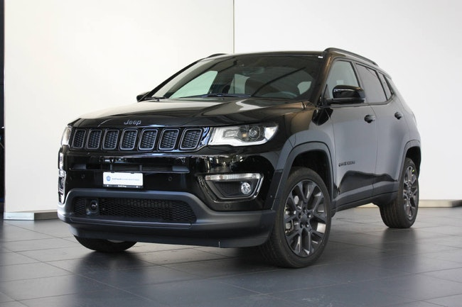 suv Jeep Compass 1.4 MultiAir S AWD