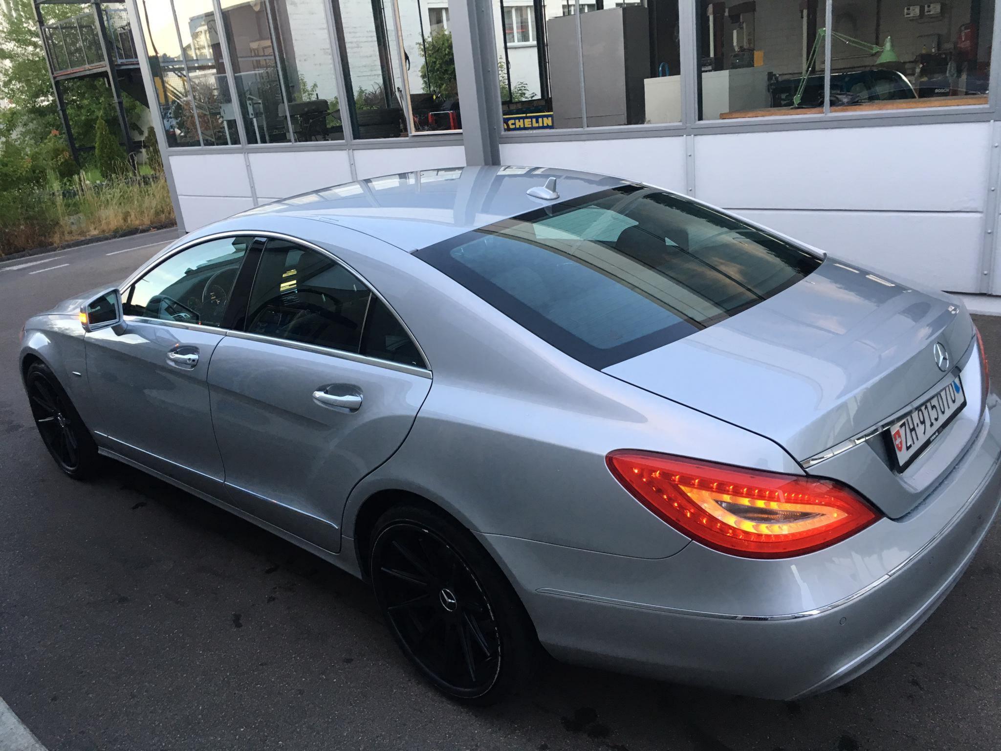 saloon Mercedes-Benz CLS Mercedes Benz CLS 350 sucht neuen Besitzer