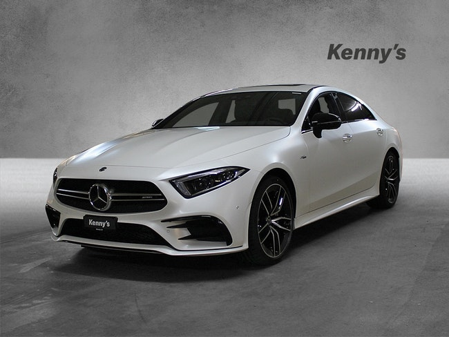 saloon Mercedes-Benz CLS 53 AMG 4matic+