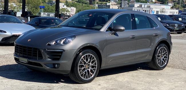 suv Porsche Macan S PDK I 340 PS I SPORT CHRONO PAKET PLUS I