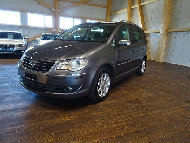 van VW Touran 1.4 TSI Highline