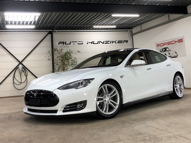 saloon Tesla Model S 85 D Allrad 525PS Autopilot