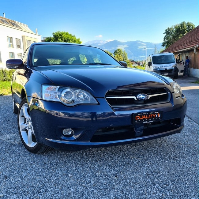 estate Subaru Legacy 2.0R AWD