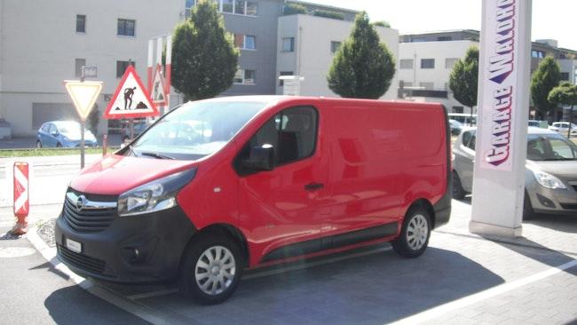 van Opel Vivaro 1.6 BiTurbo CDTI ecoFLEX 2.9t L1H1