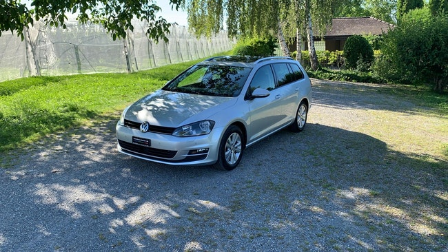 estate VW Golf VII Variant 2.0 TDI Comfortline 4m