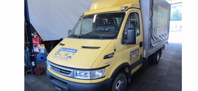 van Iveco Daily / Turbo Daily Daily 35 C 17 DK.-Ch. 3750 3.0 HPT 16V 166