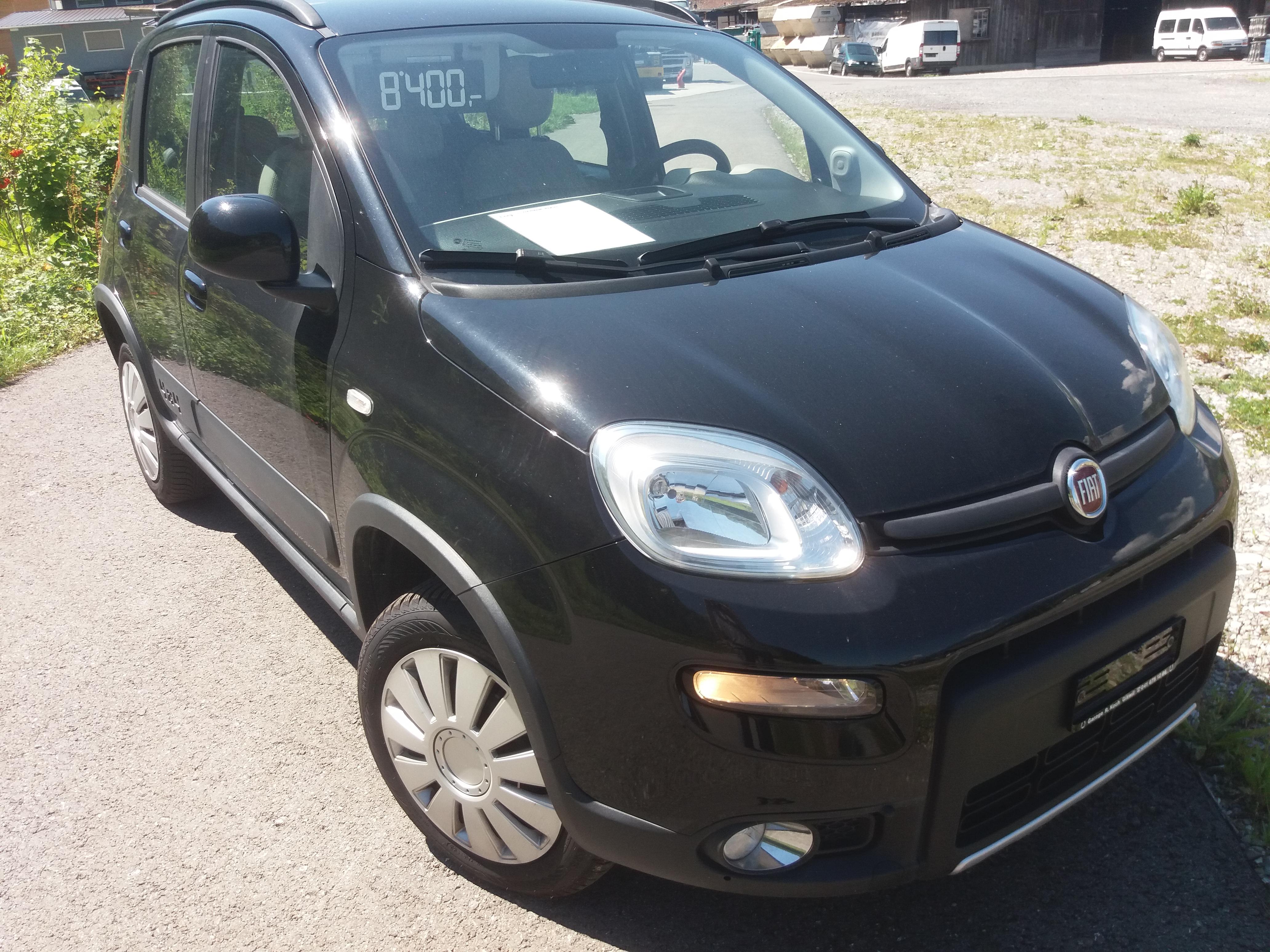 saloon Fiat Panda 0.9 T TwinAir Pop 4x4 S/S