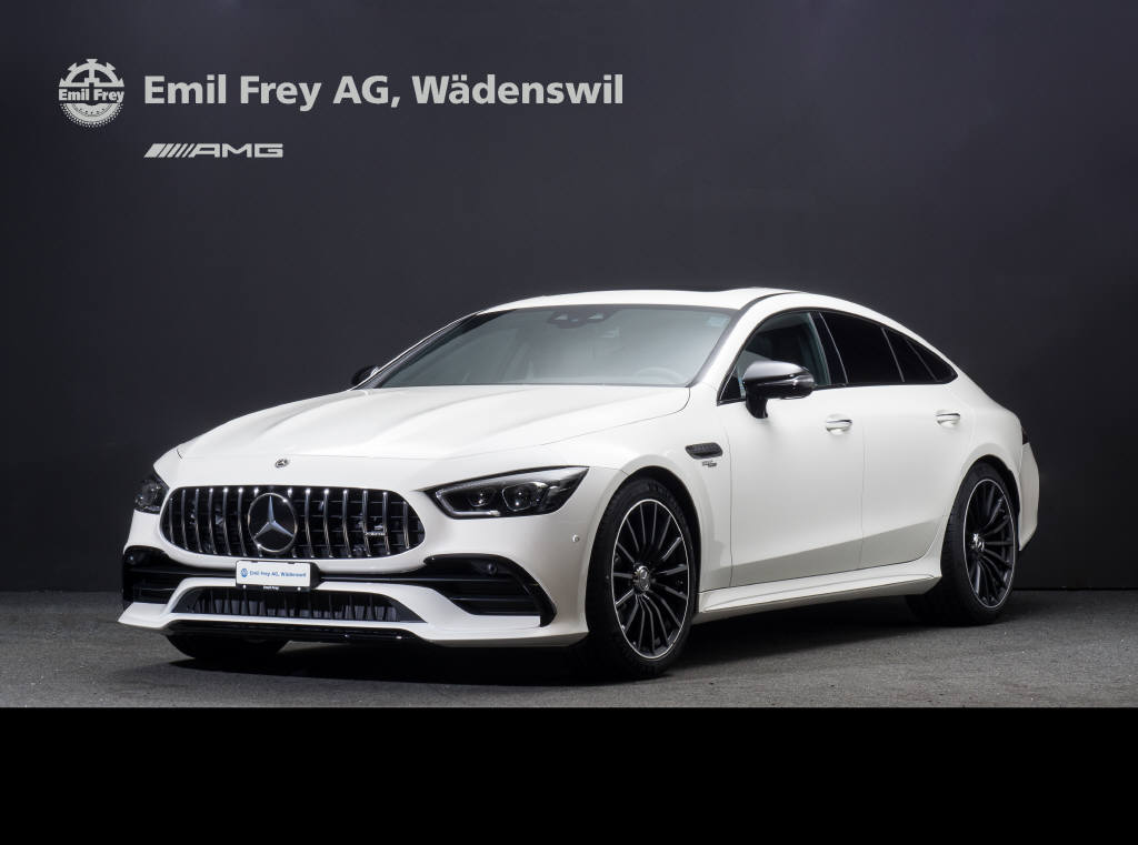 saloon Mercedes-Benz GT AMG GT 53 4matic+