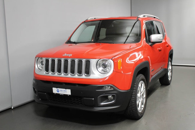 suv Jeep Renegade 1.4 170 MultiAir Limited AWD