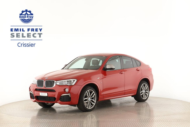 suv BMW X4 M40i