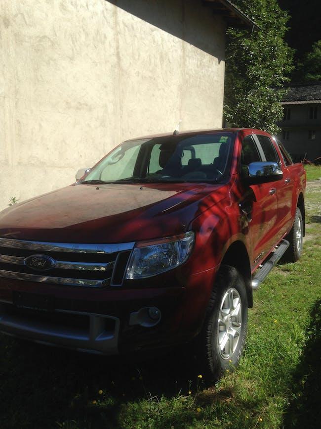 Ford Ranger autofurgone 75'000 km CHF28'000 - buy on carforyou.ch - 1