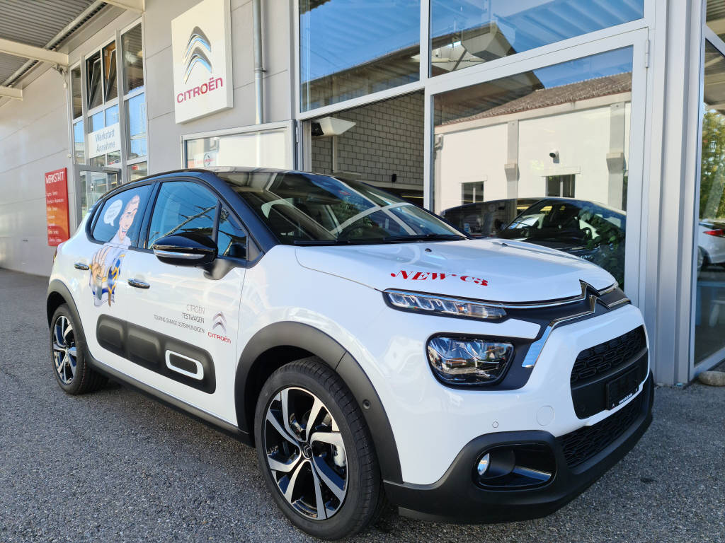 saloon Citroën C3 1.2 PureTech Shine EAT6