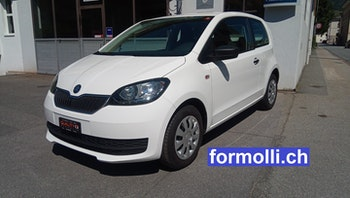 saloon Skoda Citigo 1.0 MPI Active