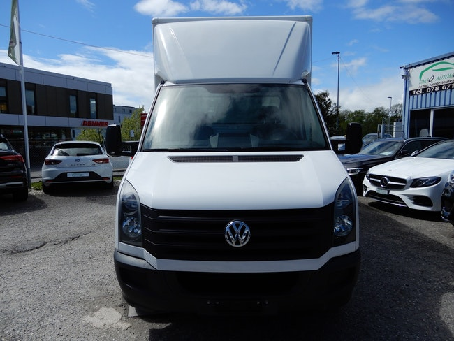 van VW Crafter -Crafter 35 RS 4325 mm