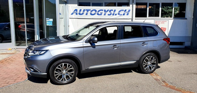 suv Mitsubishi Outlander 2.2DID Diamond