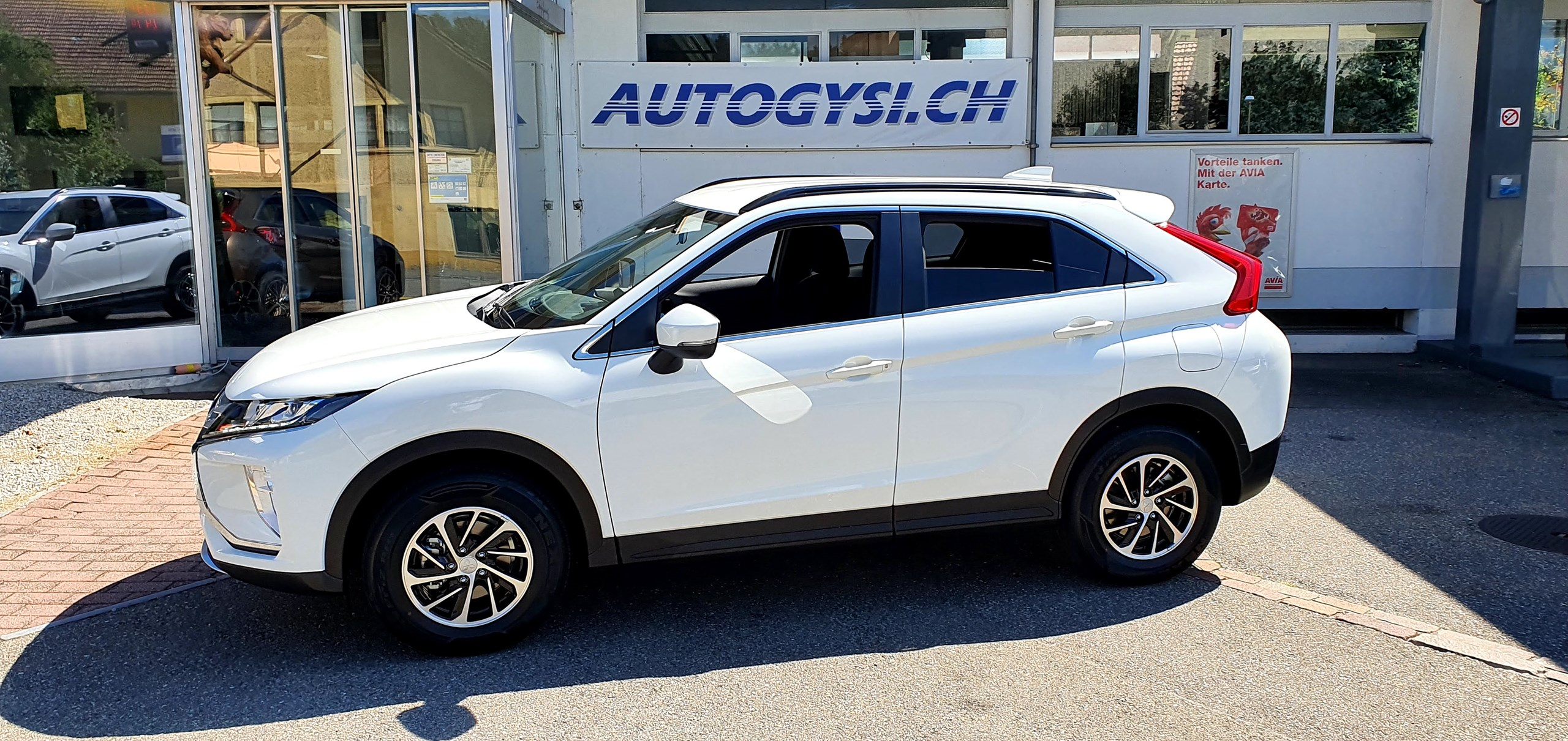 suv Mitsubishi Eclipse Cross 1.5T KMU+ 2WD AT