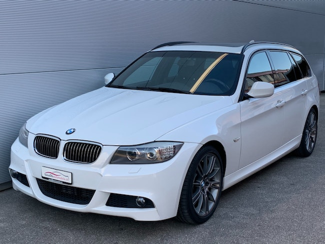 estate BMW 3er 320d Touring M-Sport Paket Steptronic