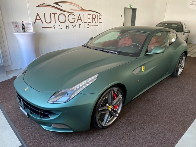 sportscar Ferrari FF * Daytona * Lifting * Power Garantie *