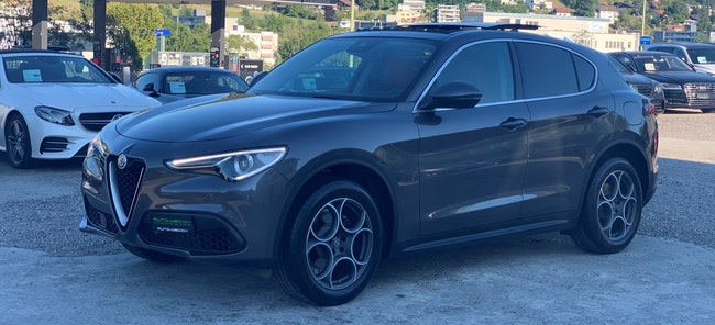 suv Alfa Romeo Stelvio 2.0 I EXECUTIVE I 280 PS I Q4 Automatic