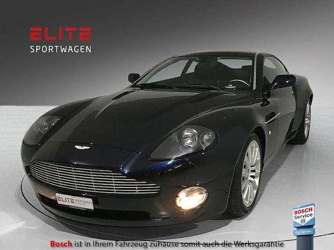sportscar Aston Martin Vanquish V12 Vanquish