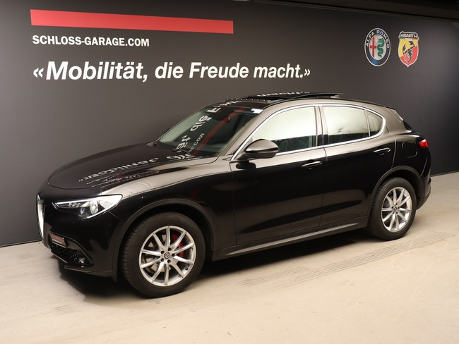 suv Alfa Romeo Stelvio 2.2 JTDM 210 AT Q4 Executive