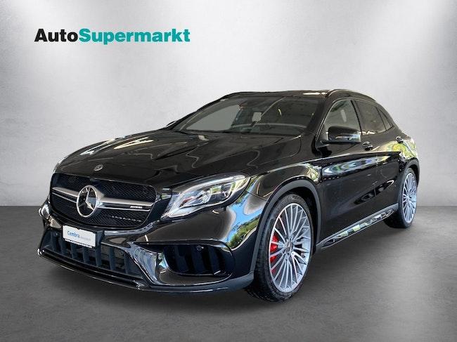 suv Mercedes-Benz GLA-Klasse GLA 45 AMG 4M