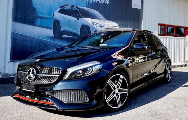 saloon Mercedes-Benz A-Klasse A 250 Sport 4Matic 7G-DCT ***Black Edition - Panorama Schiebedach***