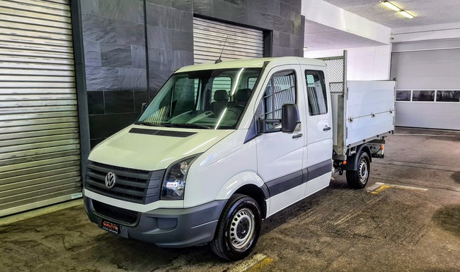 pickup VW Crafter 35 2.0 TDI CR