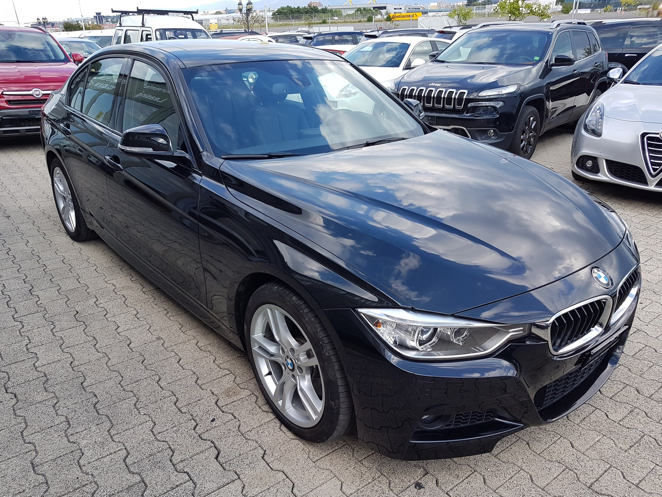 saloon BMW 3er 335i Modern Line Steptronic
