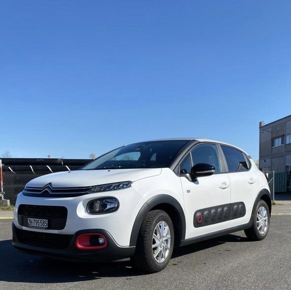 saloon Citroën C3 Cityflitzer in Top Zustand