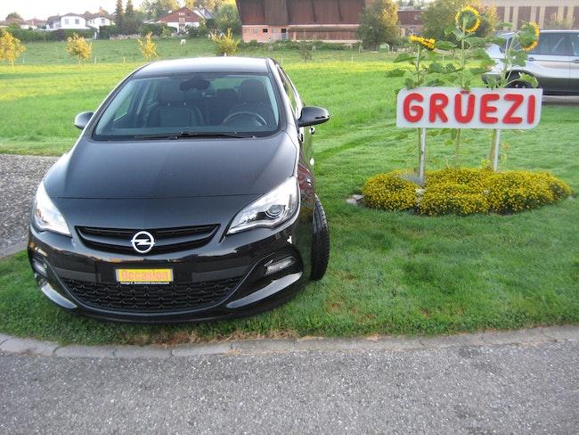 saloon Opel Astra 1.6i 16V Turbo Sport Automatic