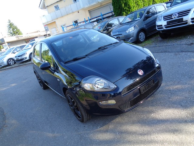 saloon Fiat Punto 1.2 Pop Star