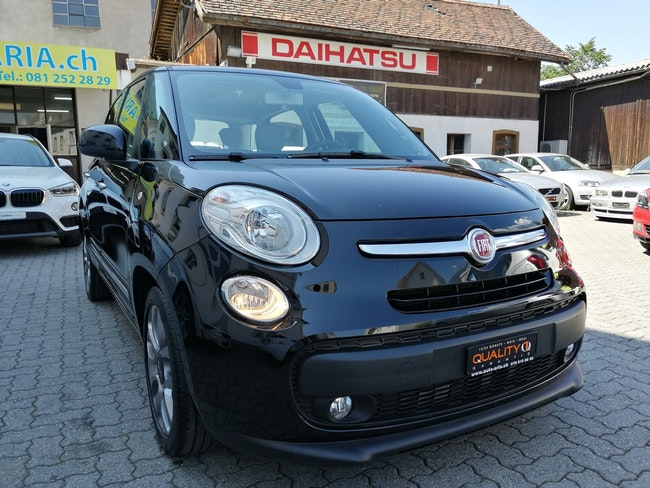 van Fiat 500L 1.3 JTD Pop Star Dualogic