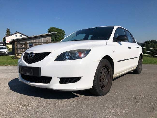 saloon Mazda 3 1.4 16V Youngster