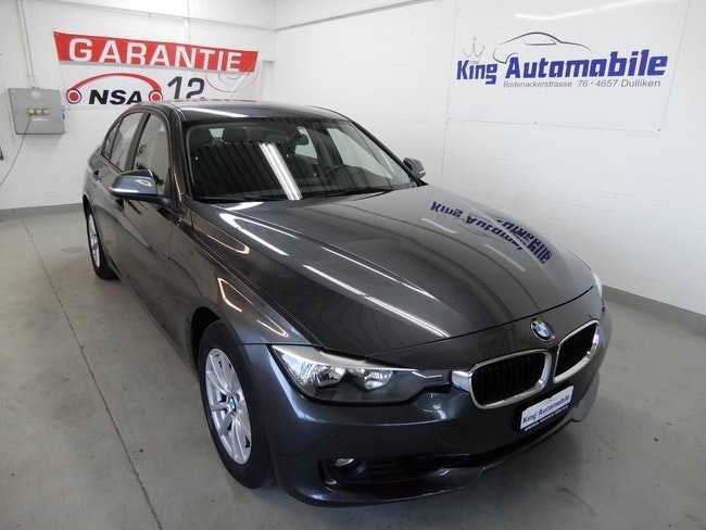 saloon BMW 3er 320i xDrive Steptronic