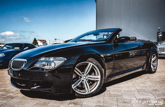 cabriolet BMW 6er M6