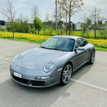 sportscar Porsche 911 Coupé 3.6 Carrera