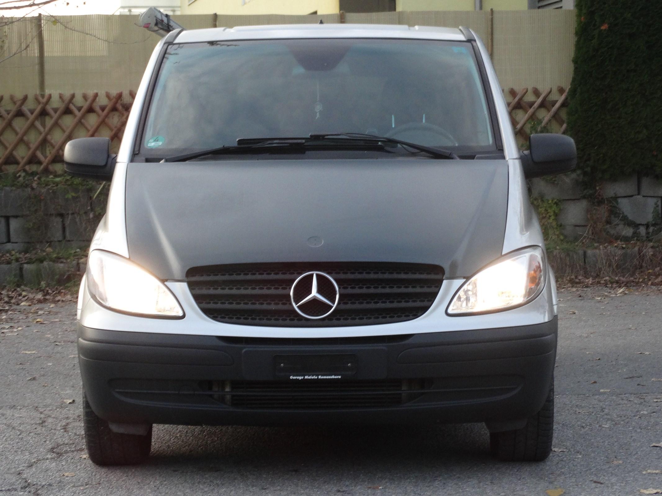 bus Mercedes-Benz Vito 120 CDI L Automat