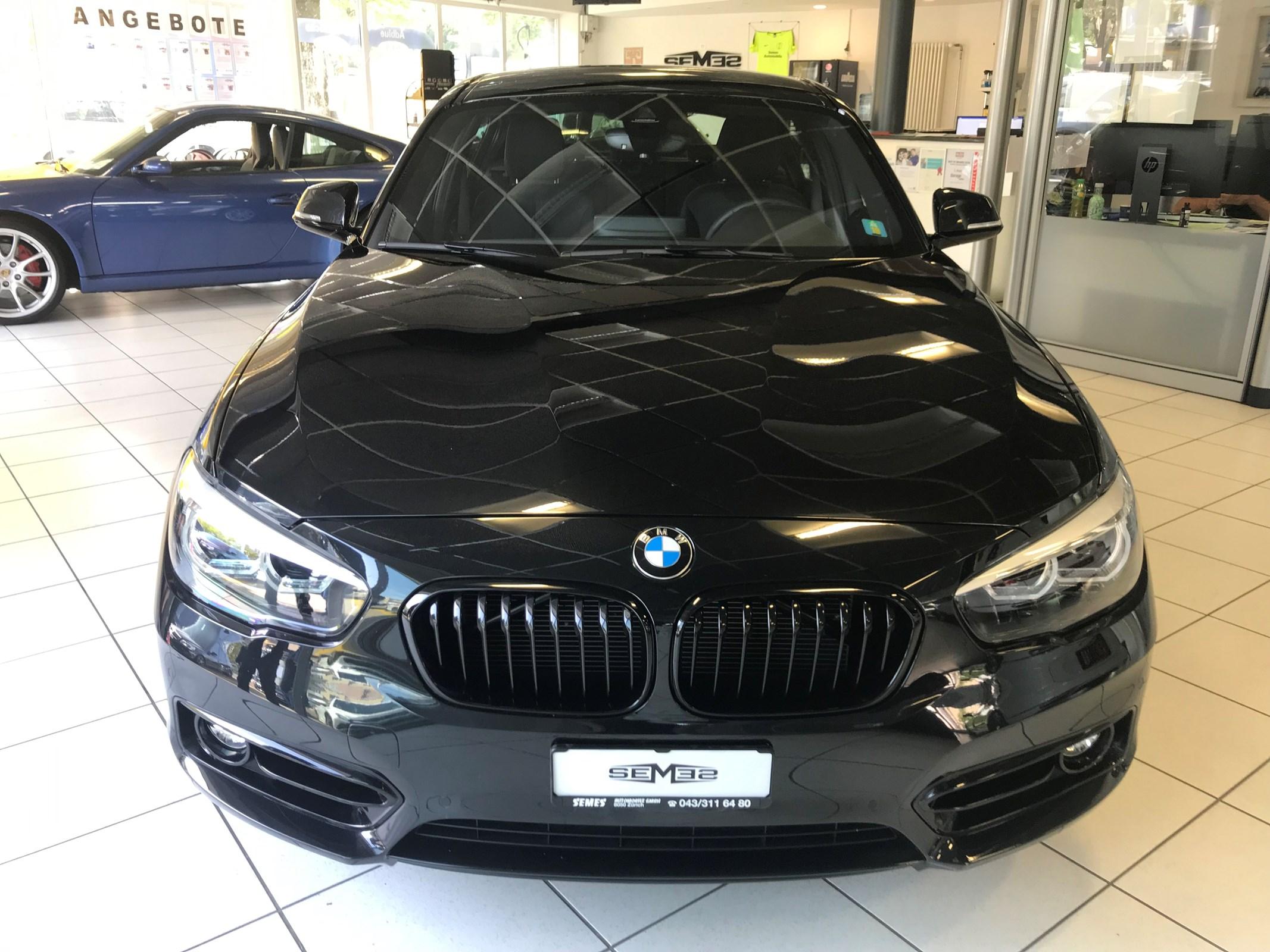 Gebraucht Limousine BMW 1er 118i Steptronic 22480 km für ...