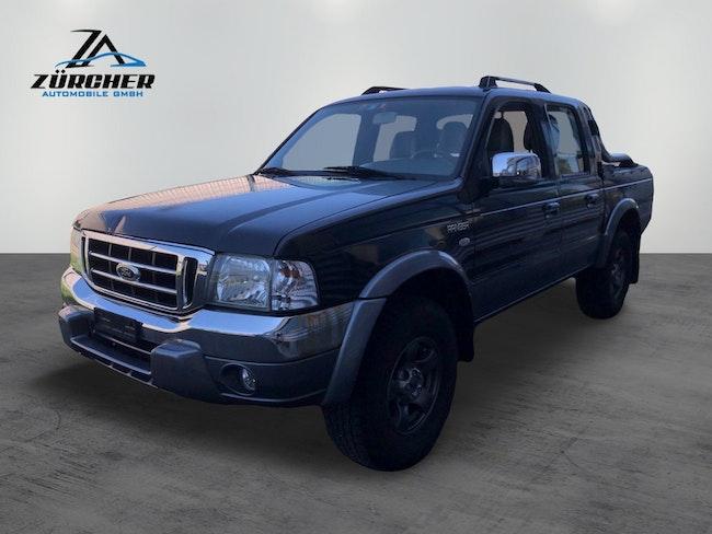 suv Ford Ranger Wildtrak XLT 2.5 TD 4x4