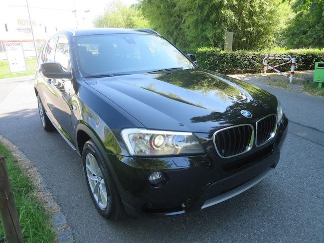suv BMW X3 20d xDrive