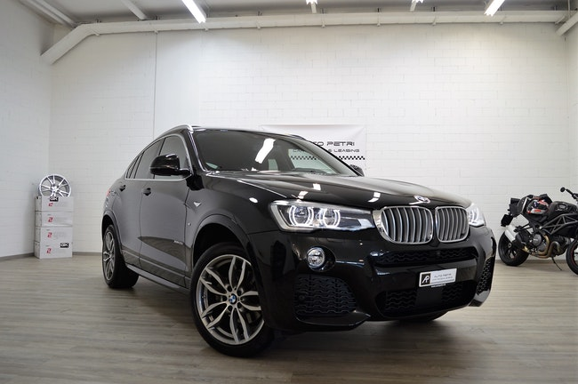 suv BMW X4 xDrive 28i M Sport Steptronic