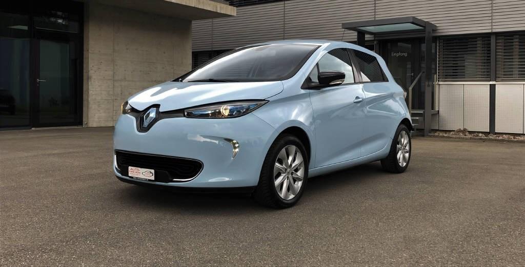 saloon Renault Zoe Q210 Life