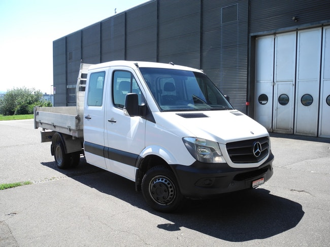 bus Mercedes-Benz Sprinter 513 CDI Standard Kipper