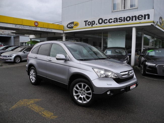 suv Honda CR-V 2.0 4WD Executive Automatik
