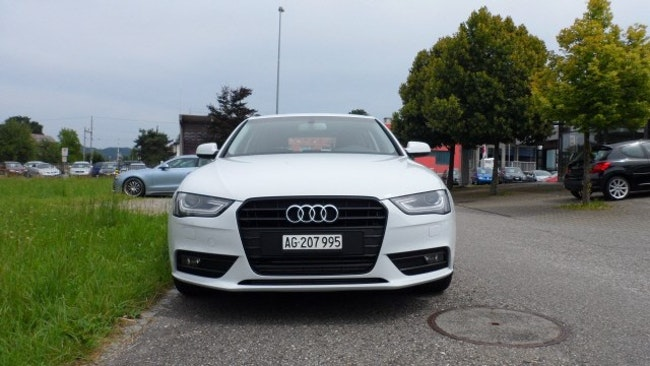 estate Audi A4 Avant 2.0 TDI 143
